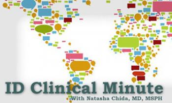 ID Clinical Minute Graphic