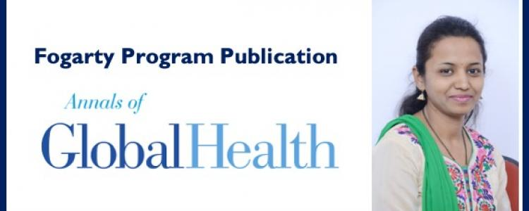 Fogarty Publication in Annals of Global Health